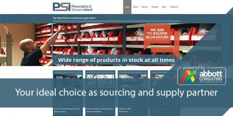 PSI New Website Launch