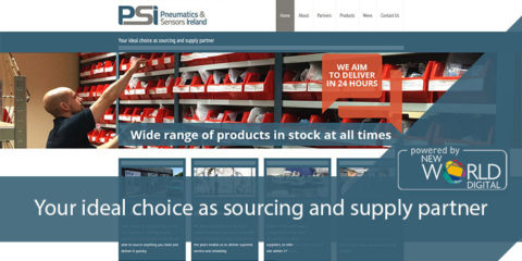 PSI New Website Launch