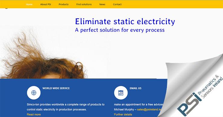 PSI Simco-Ion site