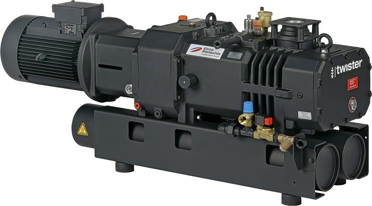 S Series – Dry Screw vacuum pump