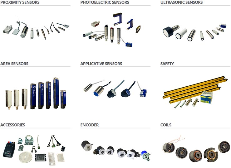 M.D. Micro Detectors Products Range